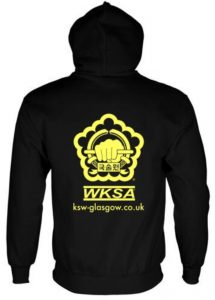 Club hoody rear design